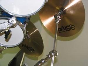 2015 Drum set side