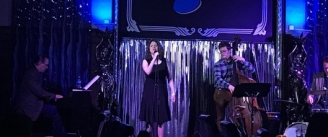 Samantha Carlson at Blue Note Bistro